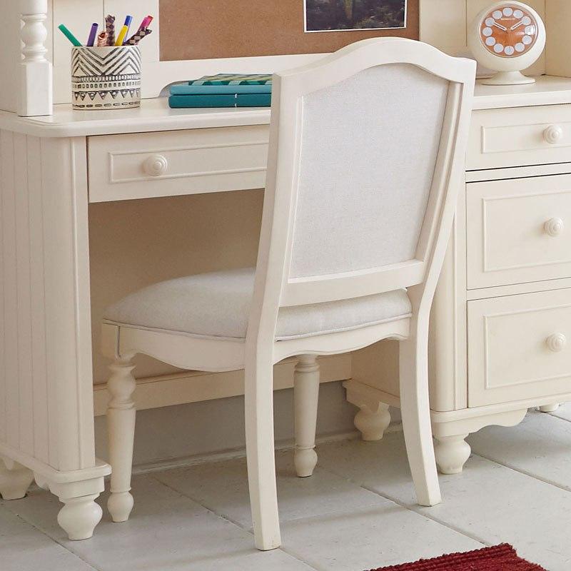 Summerset Desk Chair (Ivory)