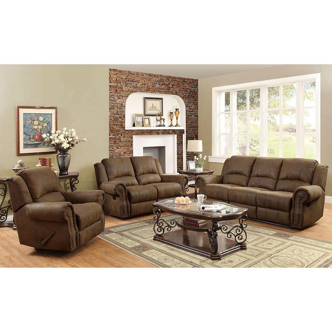 sir rawlinson reclining living room set coaster furniture