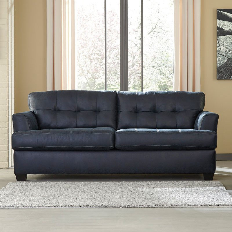 inmon navy living room set by benchcraft 1 review s furniturepick rh furniturepick com