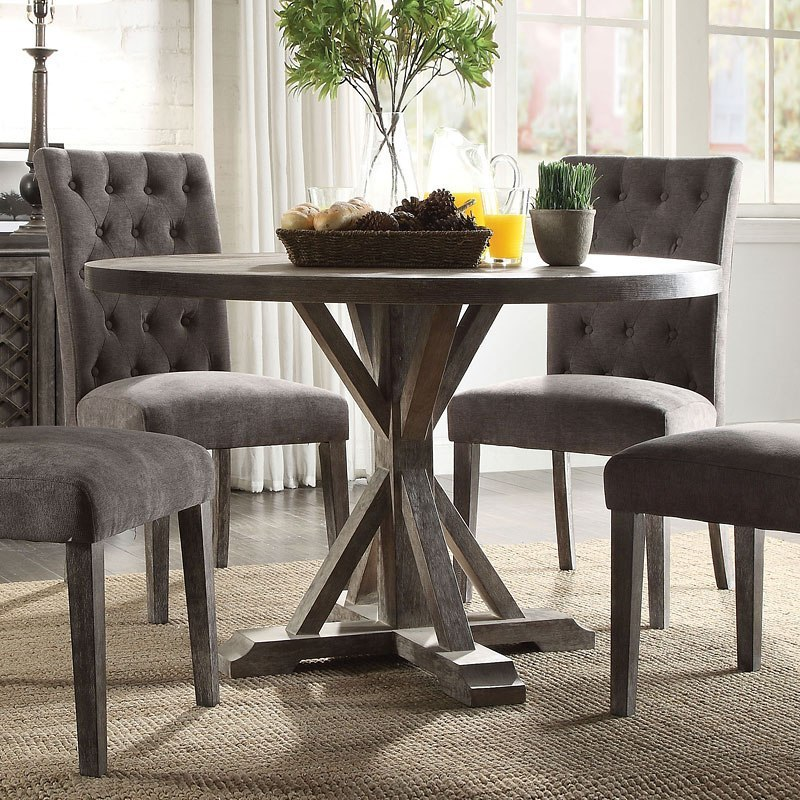 Carmelina Dining Room Set By Acme Furniture