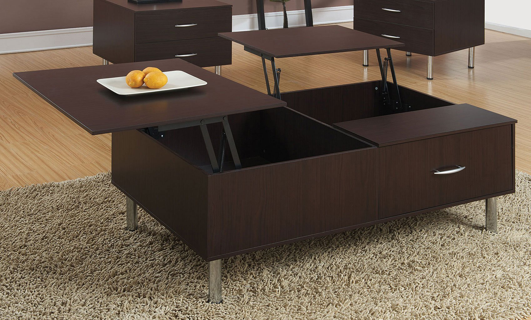 Multi Functional Coffee Table By Coaster Furniture