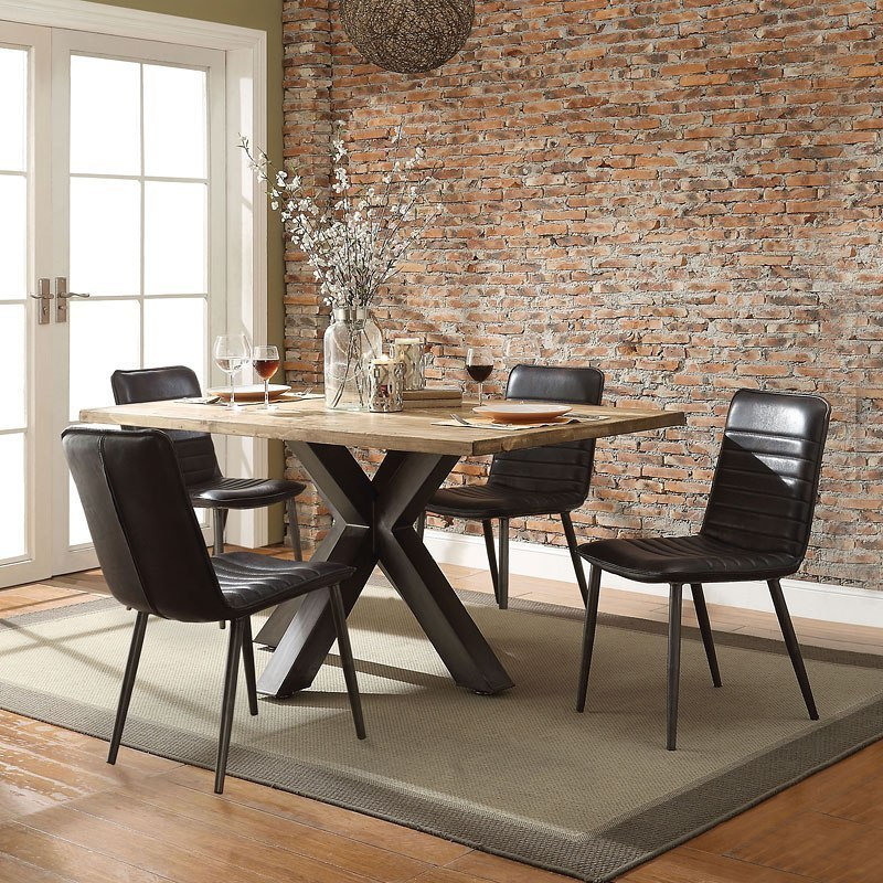 Hosmer Dining Room Set By Acme Furniture