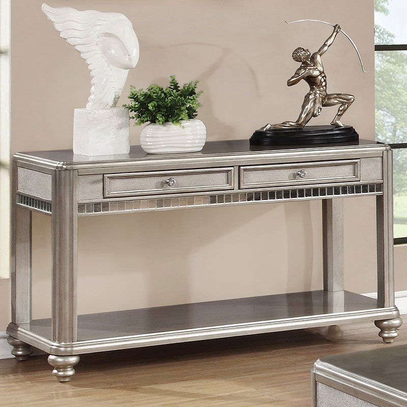Bling Sofa Table By Coaster Furniture Furniturepick