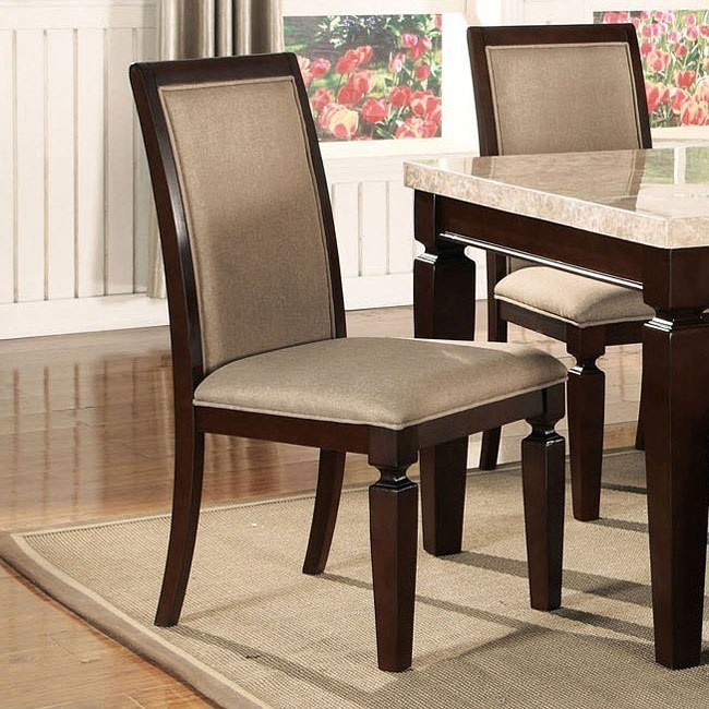 Agatha White Marble Top Dining Table By Acme Furniture · Agatha Side Chair ( Set Of 2) By Acme Furniture