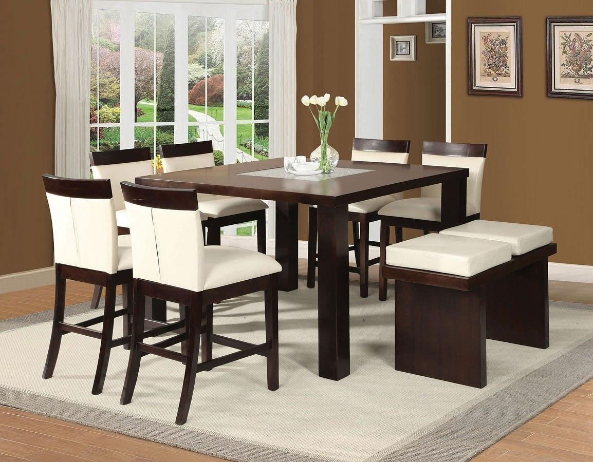 Keelin counter height dining room set