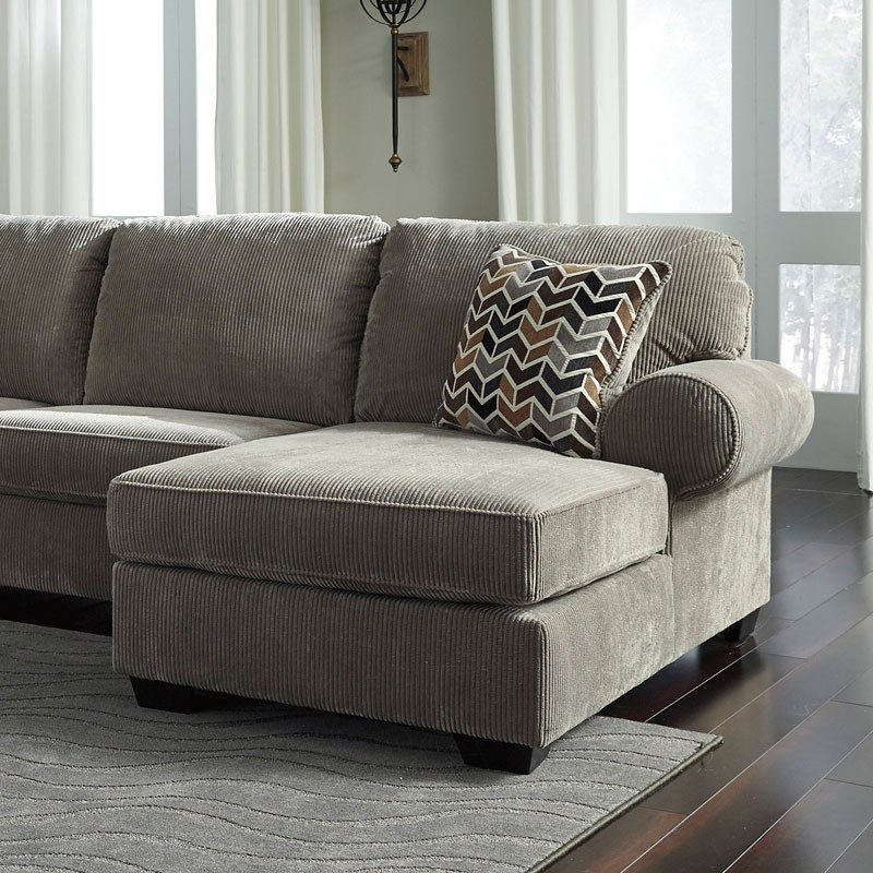 Modular Sectional Sofa Ashley: Jinllingsly Gray Modular Sectional By Signature Design By