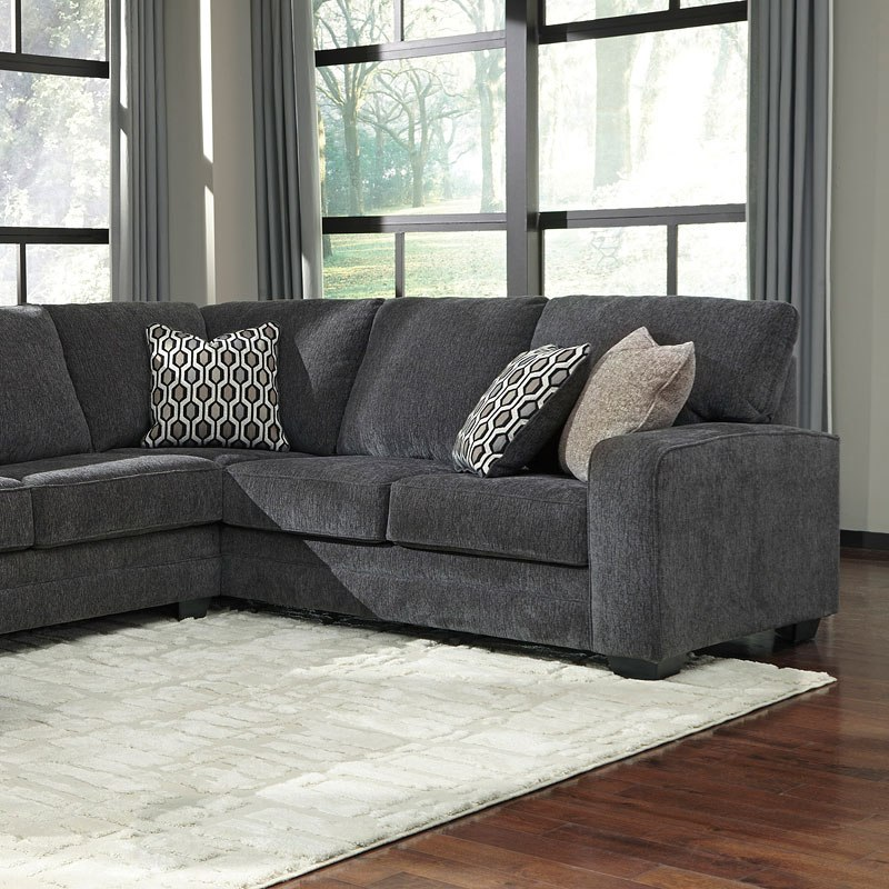 Tracling Slate Modular Sectional By Benchcraft