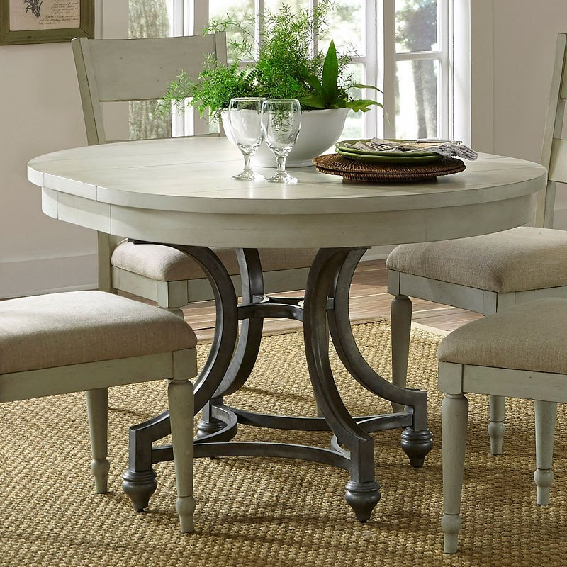 Harbor View Iii Round Dining Table By Liberty Furniture