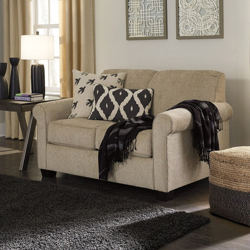 Cansler Grain Twin Sofa Sleeper By Signature Design By