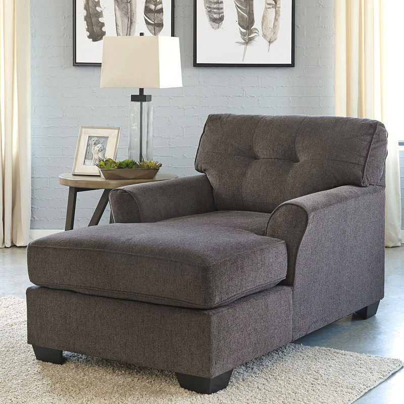 Alsen Granite Chaise By Signature Design By Ashley