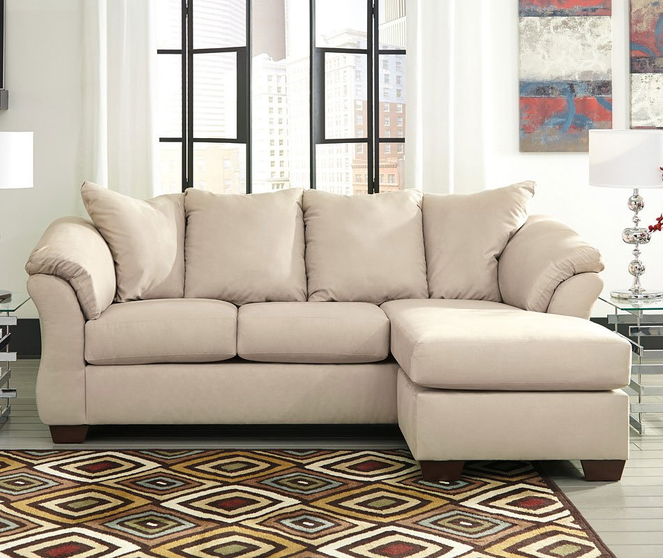 Darcy Stone Sofa Chaise By Signature Design By Ashley