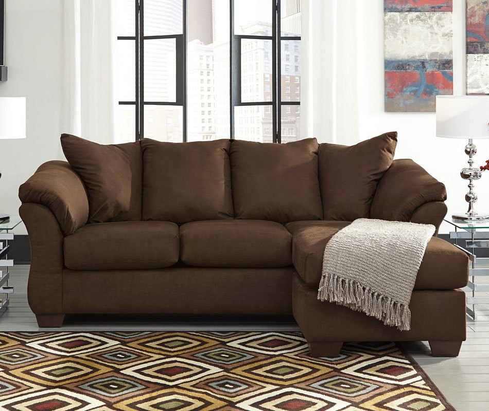 Darcy Cafe Sofa Chaise Set By Signature Design By Ashley