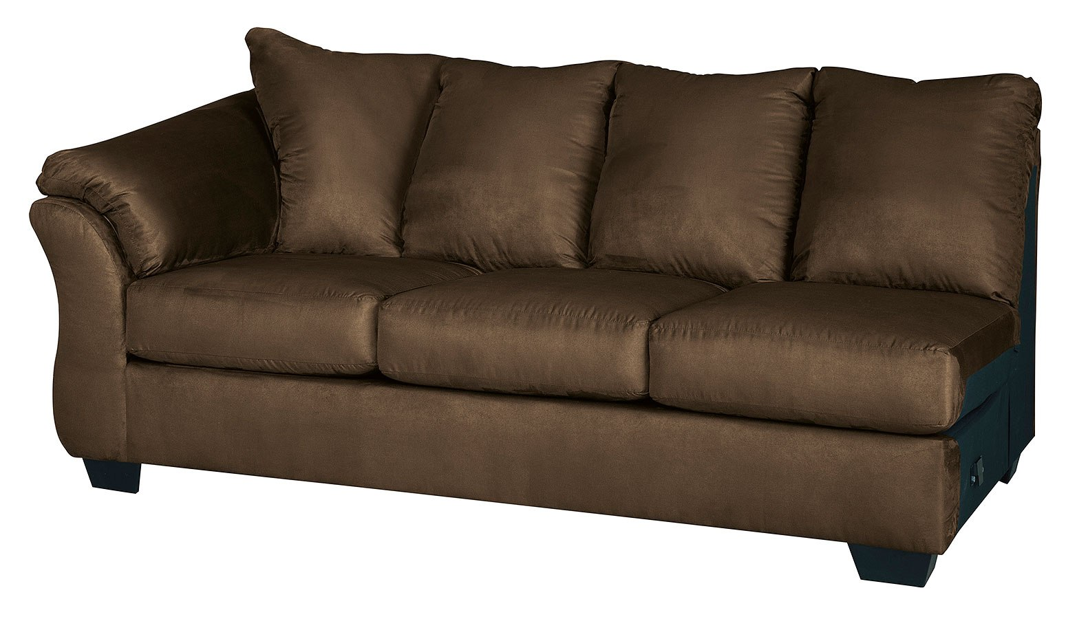 Darcy Cafe Right Chaise Sectional By Signature Design By