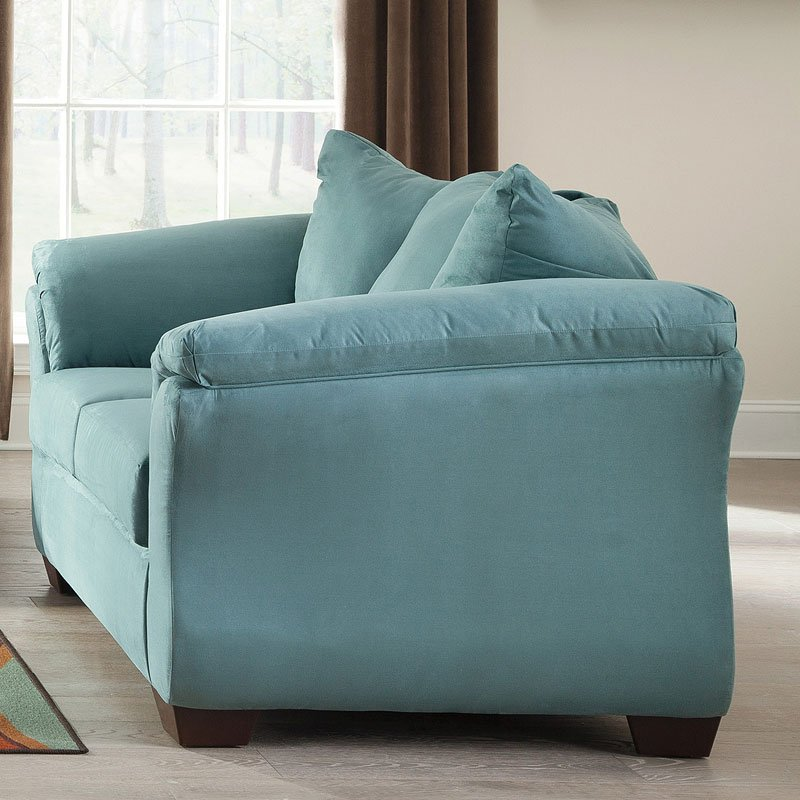 Darcy Sky Living Room Set By Signature Design By Ashley