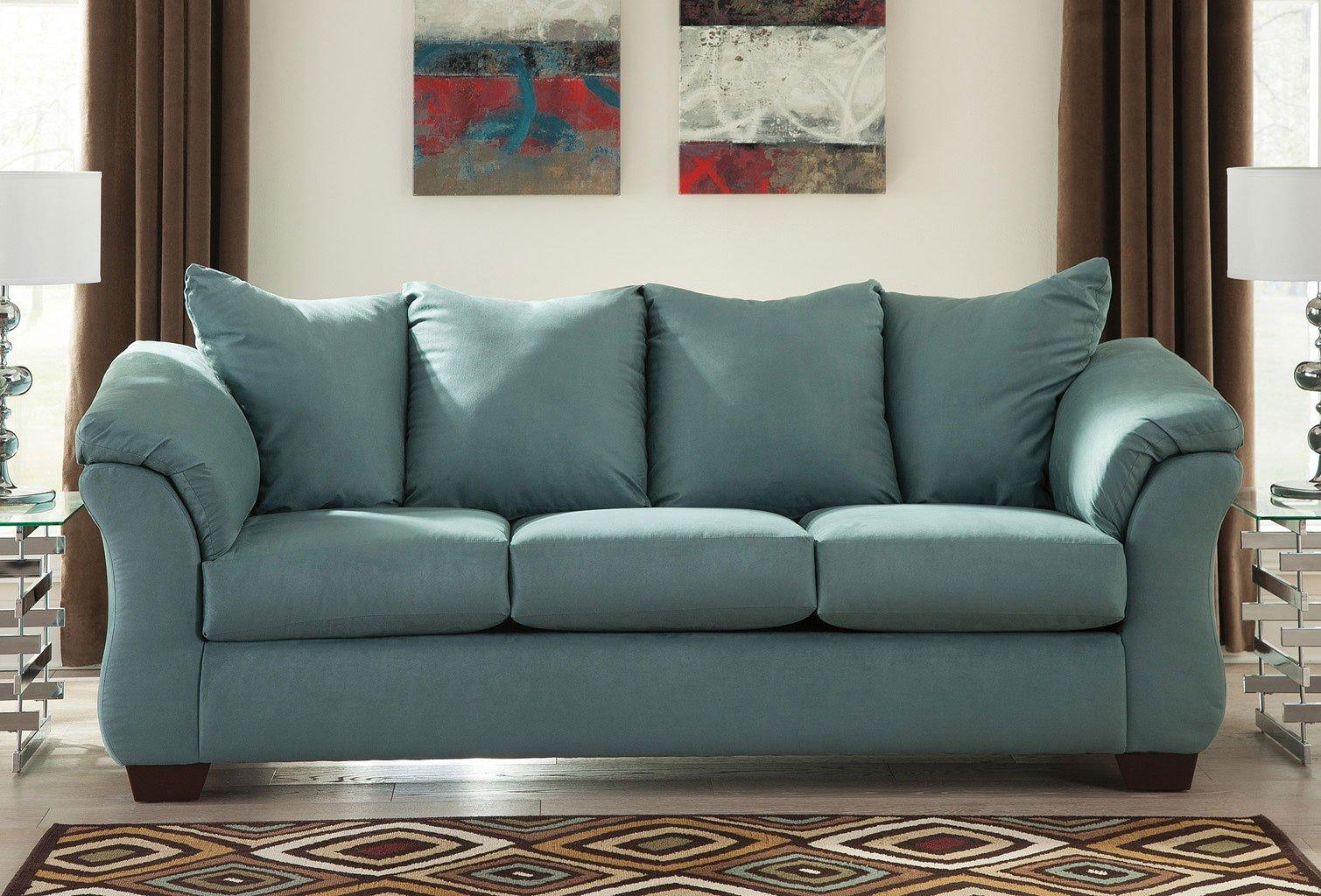 Darcy Sky Sofa Living Room Furniture Living