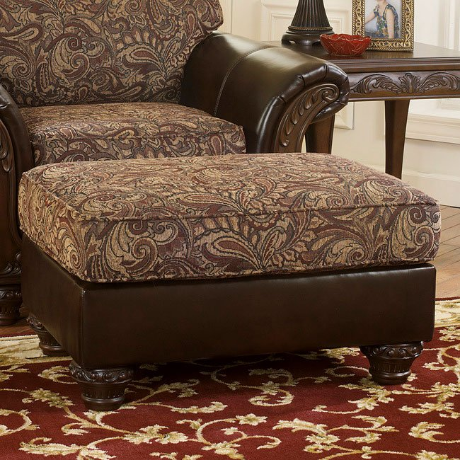 Macneill Umber Living Room Set By Benchcraft Furniturepick