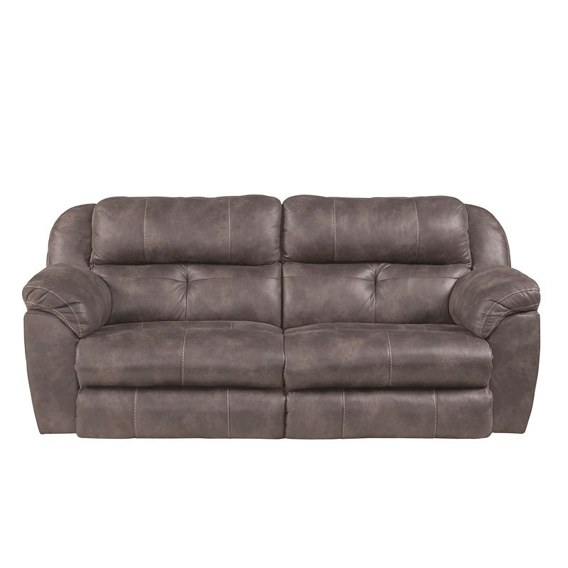 Ferrington Power Lay Flat Reclining Sofa W/ Power Headrest