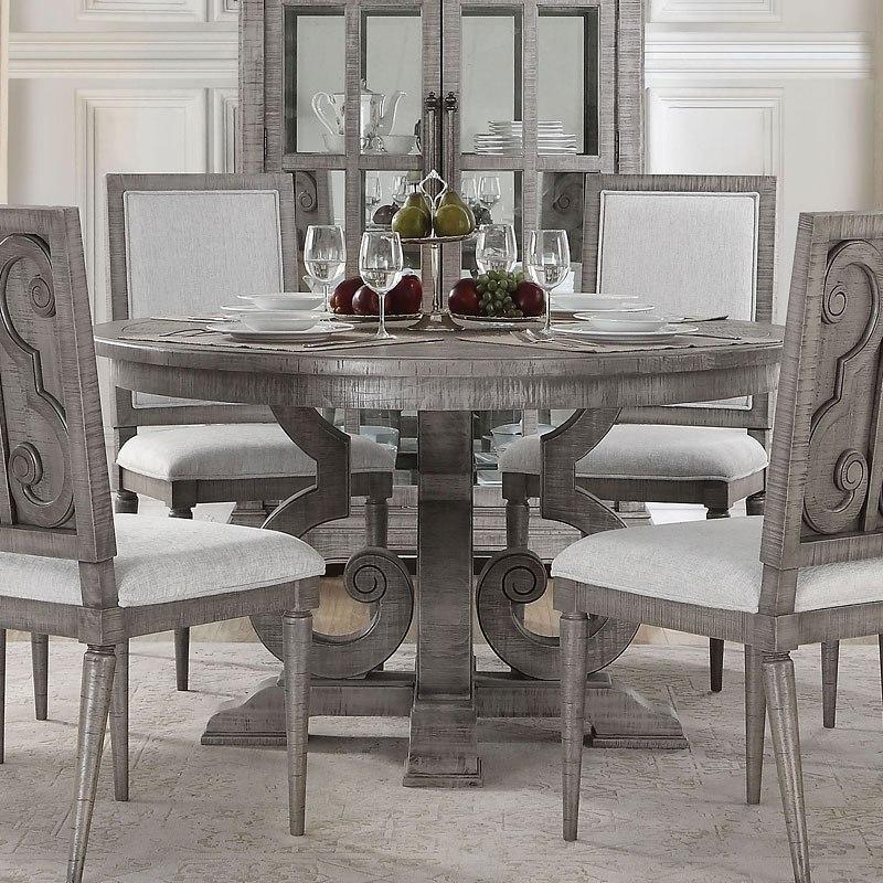 Artesia Round Dining Table