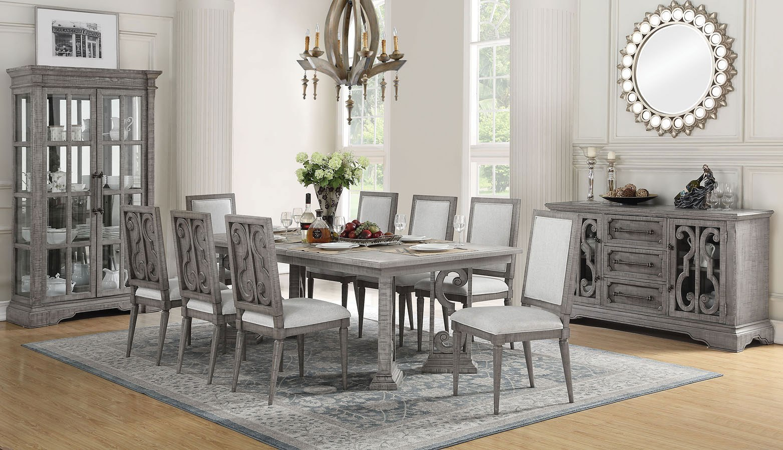 Artesia Rectangular Dining Room Set