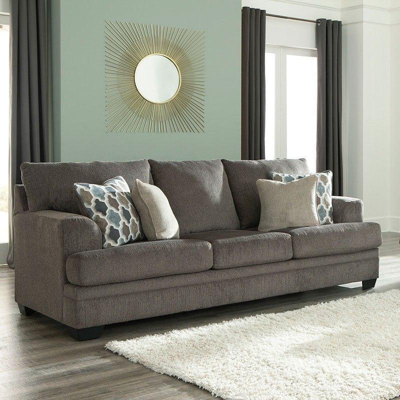 Fine Dorsten Slate Sofa Unemploymentrelief Wooden Chair Designs For Living Room Unemploymentrelieforg