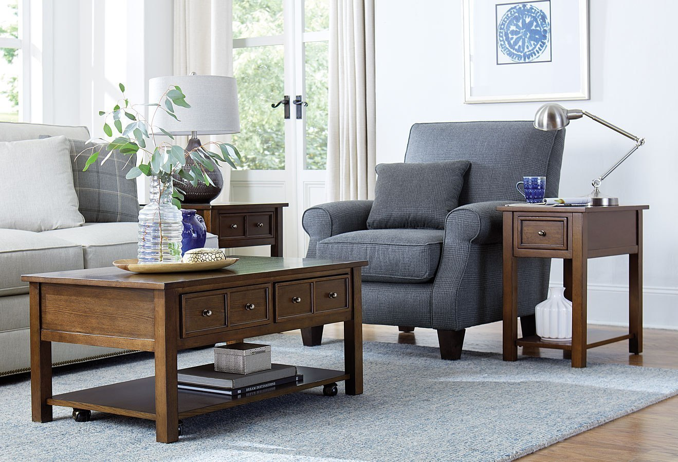 Champlain Small Occasional Table Set
