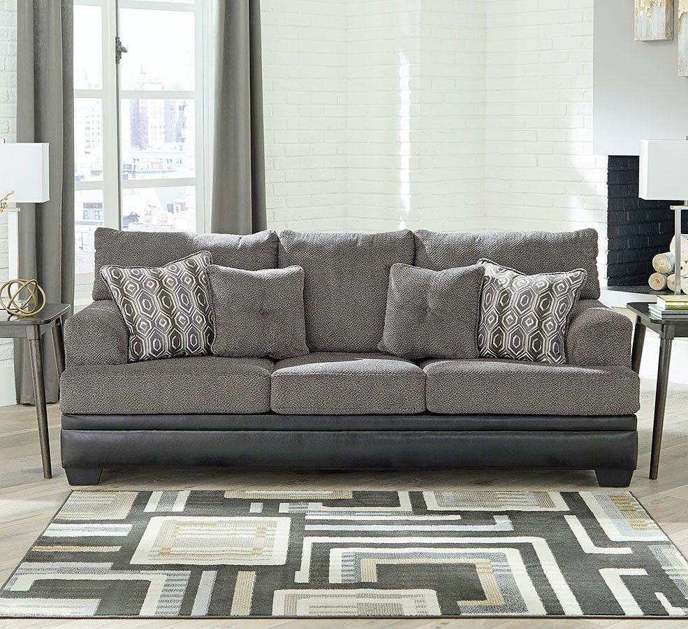 Ashley Furniture Bryant Ar Collection Collection Ashley: Millingar Smoke Living Room Set By Signature Design By