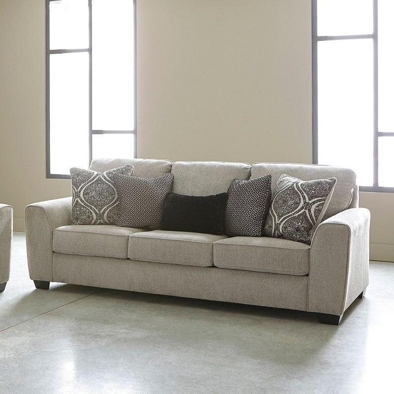 Parlston Alloy Sofa By Benchcraft Furniturepick