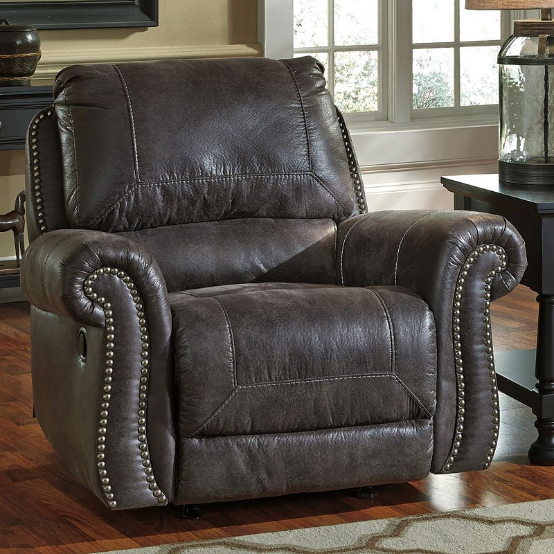 Breville Charcoal Rocker Recliner Recliners And Rockers