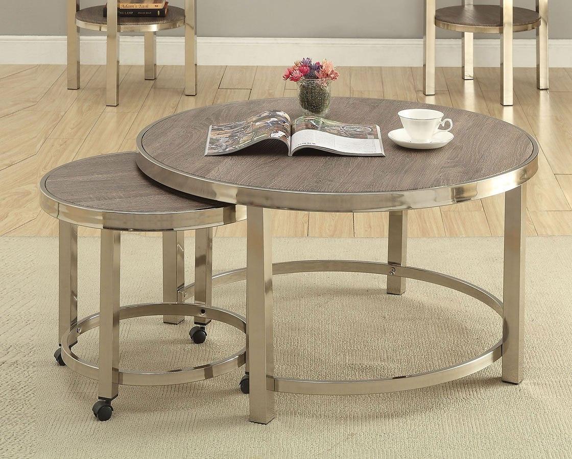 Elwyn Nesting Coffee Tables (Set Of 2)