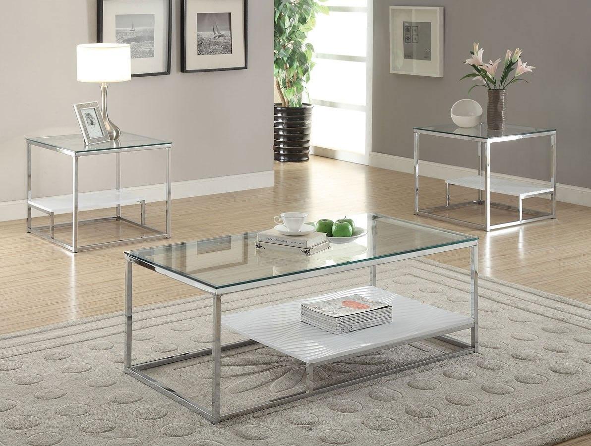 ruben occasional table set by acme furniture furniturepick. Black Bedroom Furniture Sets. Home Design Ideas