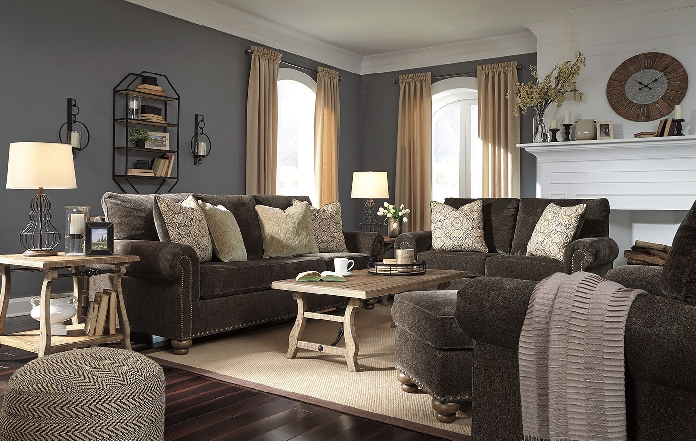 Stracelen Sable Living Room Set By Signature Design By
