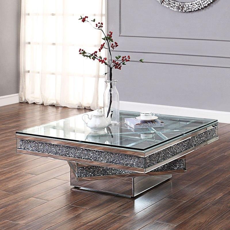 Fantastic Noralie Square Coffee Table Pabps2019 Chair Design Images Pabps2019Com