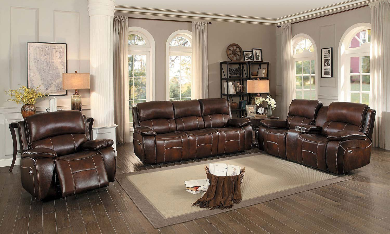 Mahala power reclining living room set by homelegance furniturepick