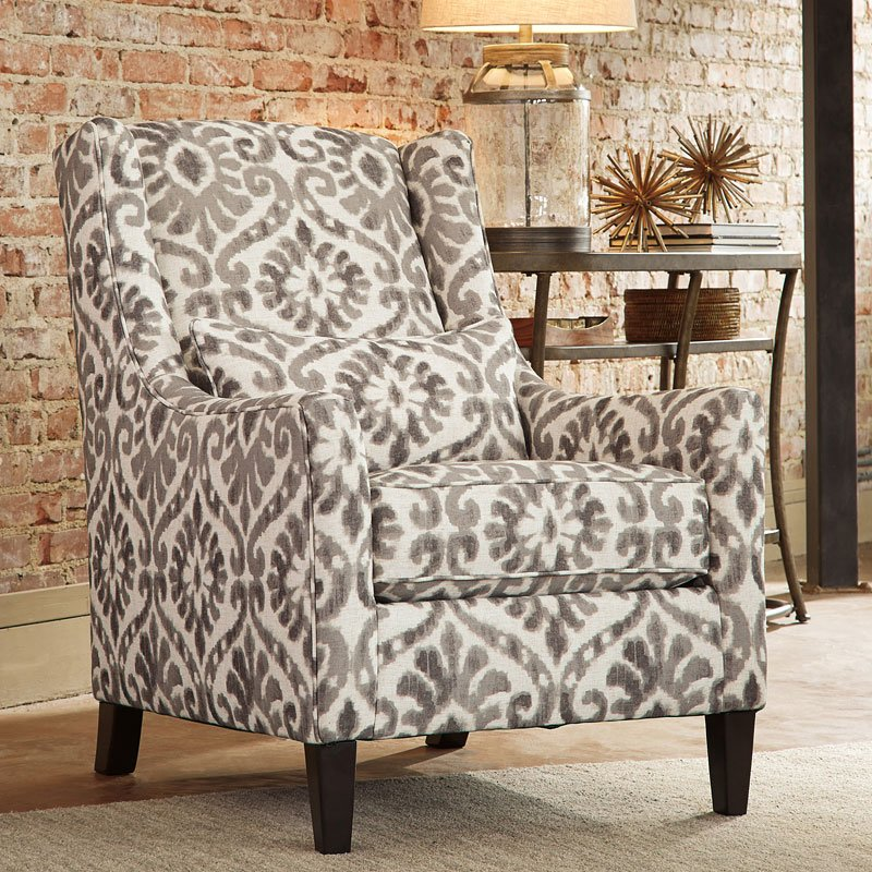 Pierin Dove Accent Chair By Signature Design By Ashley