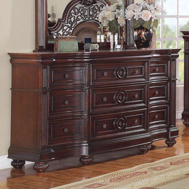Baronet Bedroom Set By Samuel Lawrence Furniture