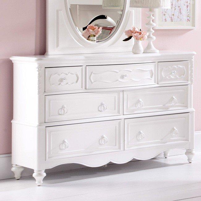 Sweetheart Drawer Dresser Samuel Lawrence Furniture