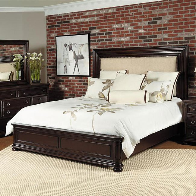 Chandler Panel Bed