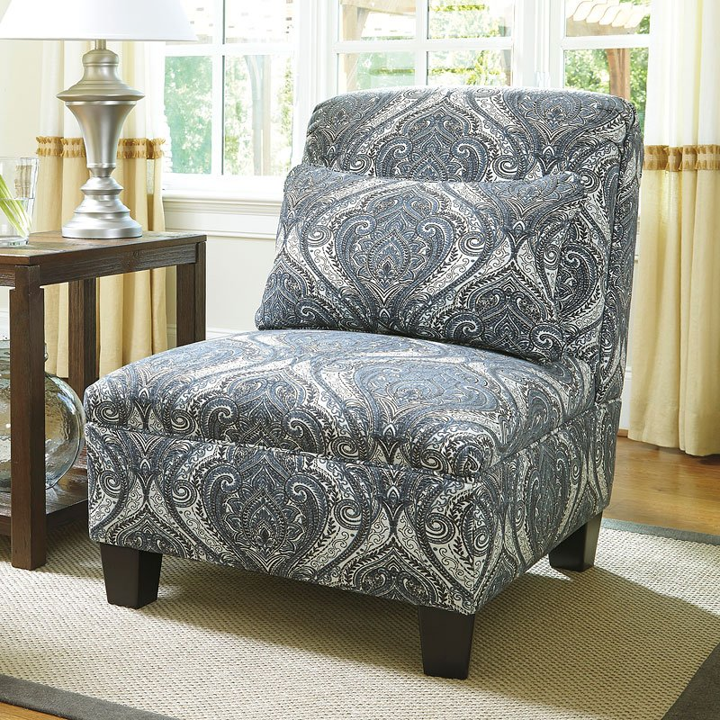 navasota regal armless chair accent chairs living room furniture living room. Black Bedroom Furniture Sets. Home Design Ideas