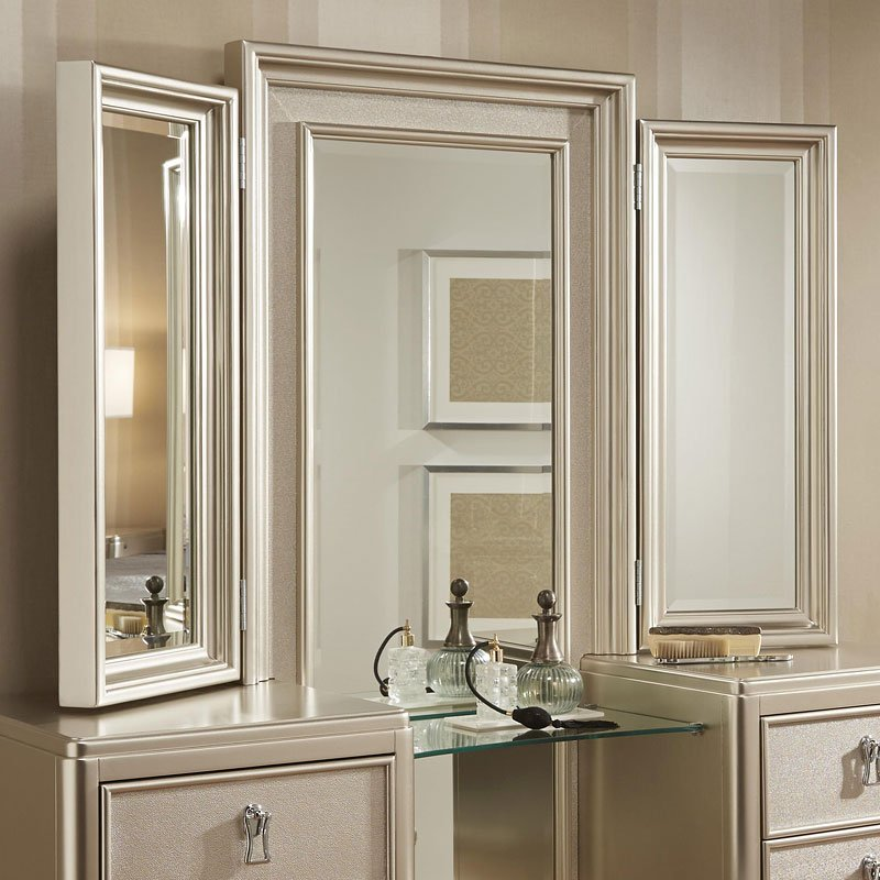 Diva Vanity Tri View Mirror By Samuel Lawrence Furniture