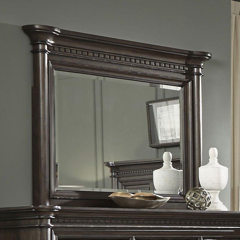 Grand Manor Mirror Dresser Mirrors Bedroom Furniture Bedroom