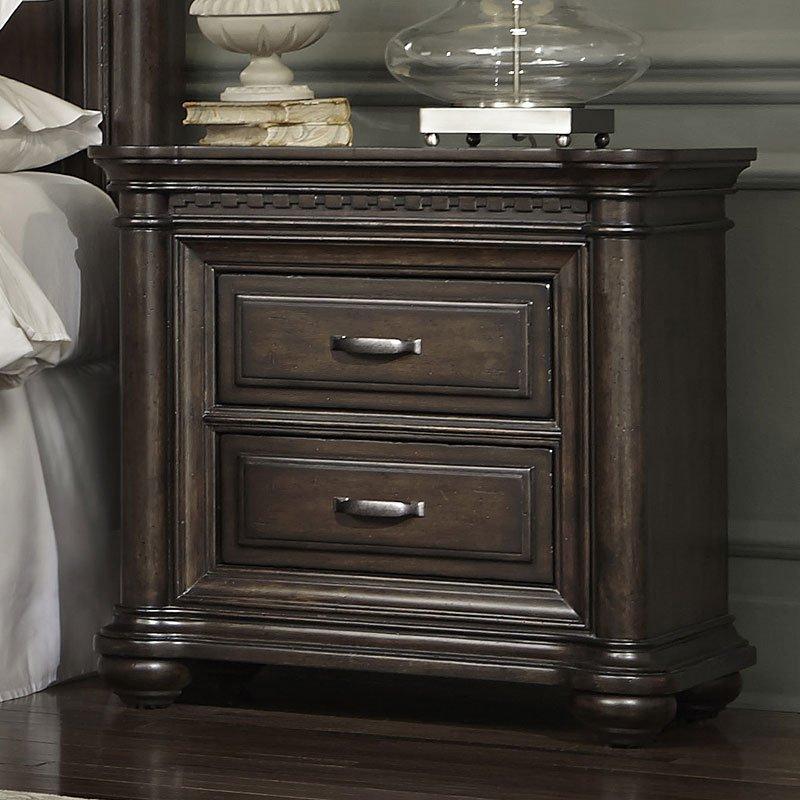 Grand Manor Nightstand Nightstands Bedroom Furniture Bedroom