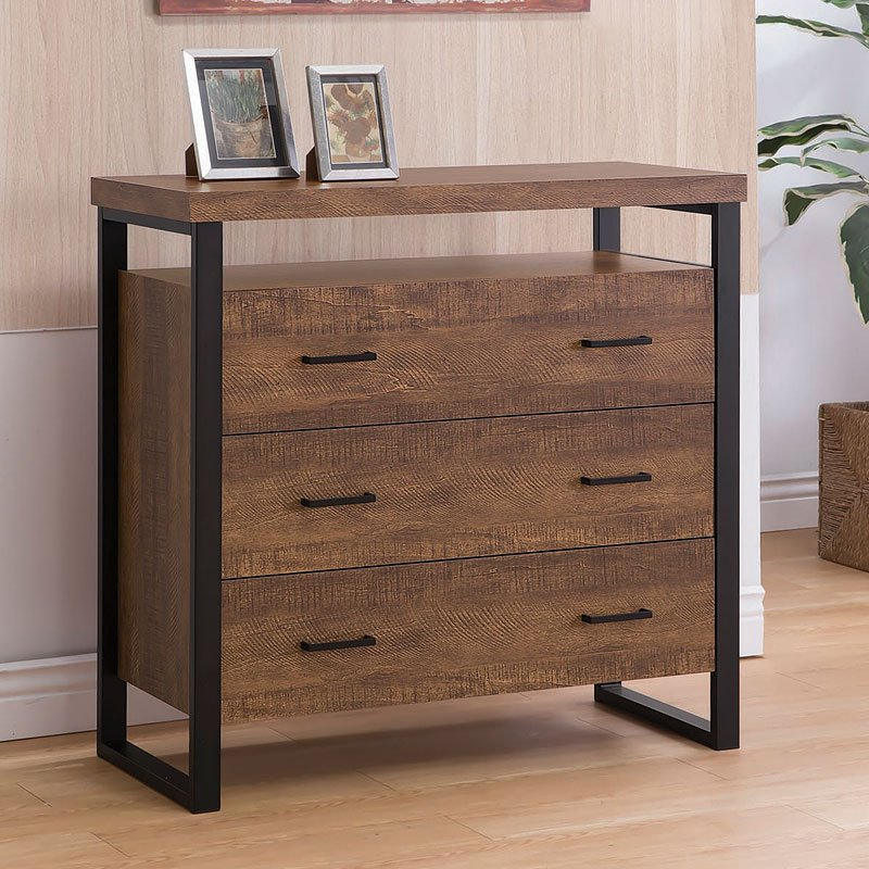 Rustic Amber Accent Cabinet Accent Chests And Cabinets Occasional And Accent Furniture