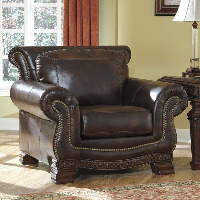 Ashley Furniture Catalogue: Ledelle DuraBlend Antique Chair Signature Design By Ashley