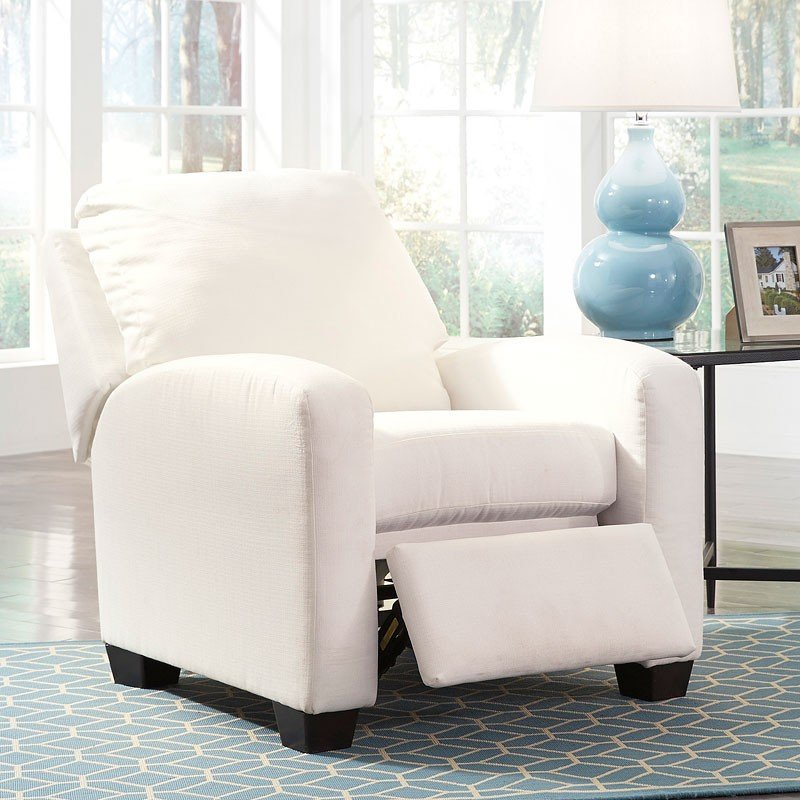 Forsan Nuvella White Living Room Set By Benchcraft 2