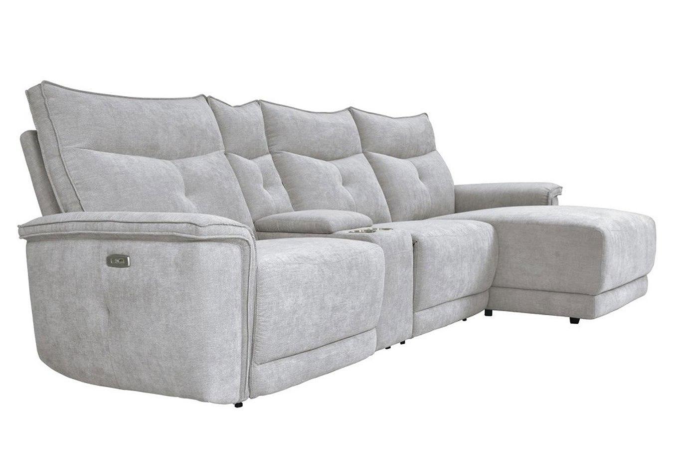 Tesoro Modular Reclining Sofa Chaise