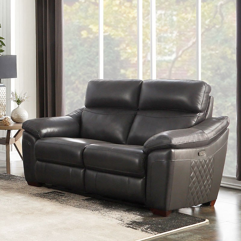 Fantastic Renzo Power Reclining Loveseat Ocoug Best Dining Table And Chair Ideas Images Ocougorg