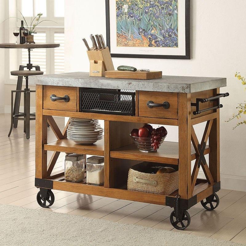 Furniture Pick & Kailey Kitchen Cart
