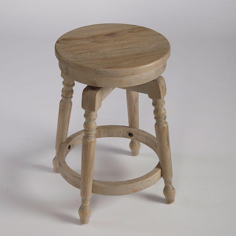 Hatley 24 Inch Swivel Barstool By Progressive Furniture Furniturepick