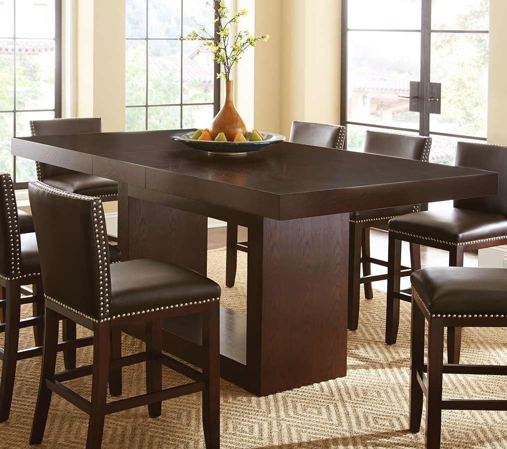 Antonio Counter Height Table By Steve Silver Furniture
