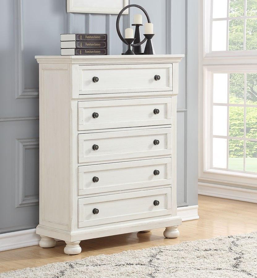 Stella Sleigh Storage Bedroom Set by Avalon Furniture   FurniturePick